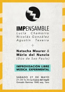 Impensamble + Dúo Maurer & Del Nunzio