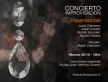 Concierto ImpEnsamble - Improvisación